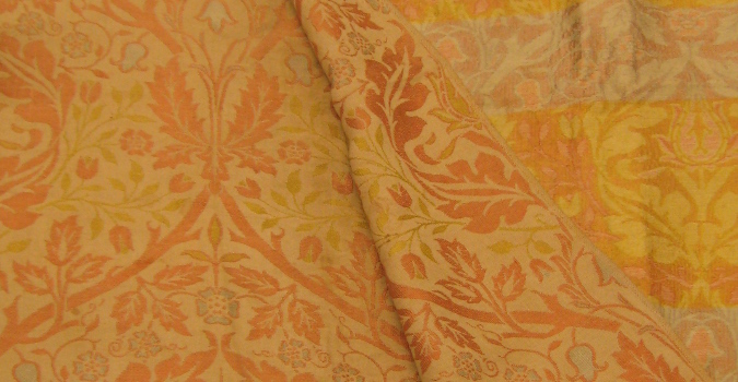Golden Bough textile